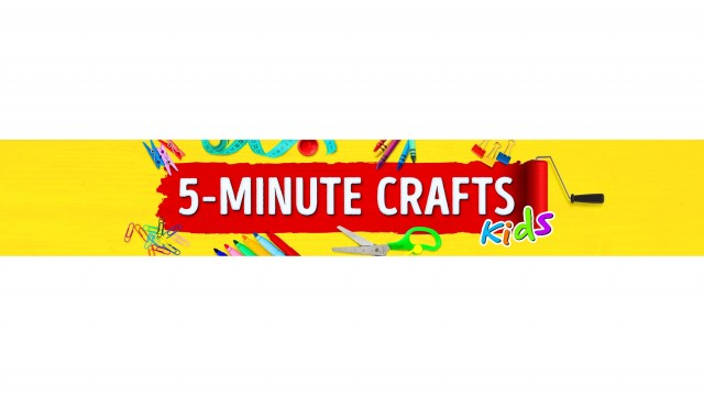 5-Minute Crafts KIDS