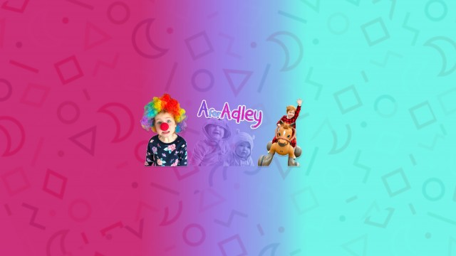 A for Adley - Learning & Fun