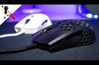 Cooler Master MM710 Review - Cheap top tier small gaming mouse