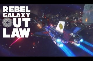 Rebel Galaxy Outlaw Preview Stream (With the Developers!)