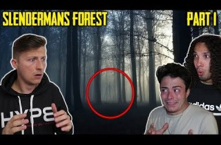 SLENDERMANS FOREST: We are WARNED to STAY AWAY AT ALL COST!