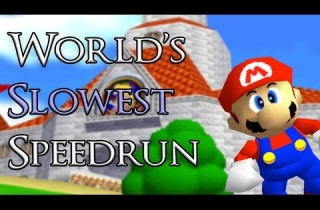 World's Slowest Speedrun