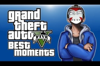 GTA 5 Best Moments - 6 MILLION SUBSCRIBERS!!!! (Funny Moments, Glitches, Skits)