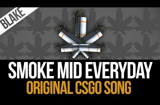 blAke - Smoke Mid Everyday (Original CS:GO Song)
